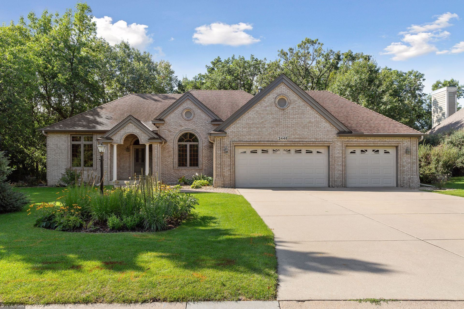 2448 Hillwood Drive E, Maplewood, MN 55119 - MLS#: 5656030