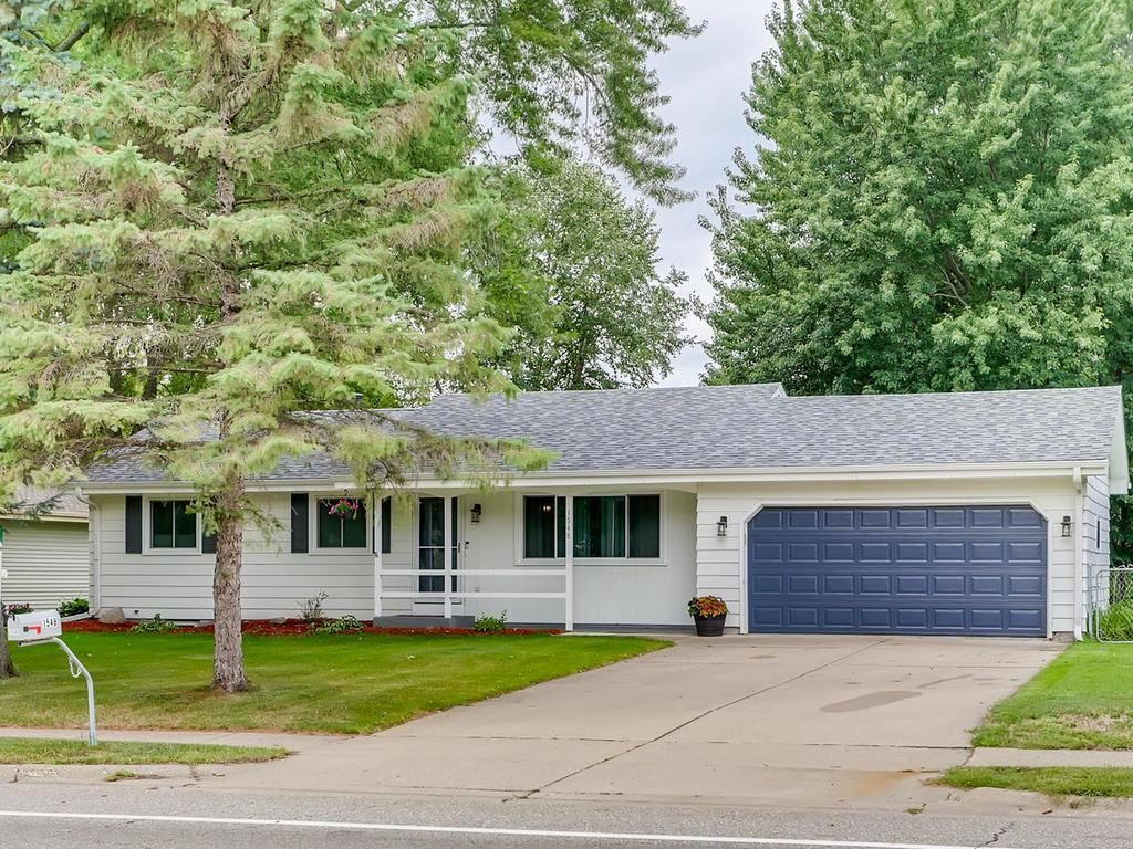 1548 Long Lake Road, New Brighton, MN 55112 - MLS#: 5636033