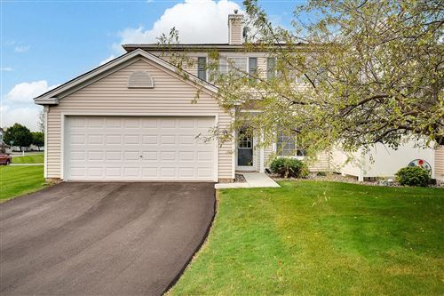 Photo of 14647 Evergreen Trail, Apple Valley, MN 55124 (MLS # 5660038)