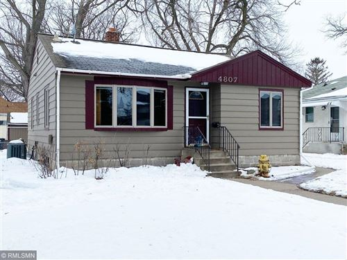 Photo of 4807 Division Avenue, White Bear Lake, MN 55110 (MLS # 5705039)