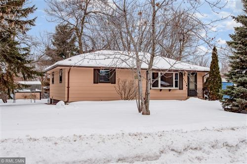 Photo of 7764 Quincy Street NE, Spring Lake Park, MN 55432 (MLS # 5352042)