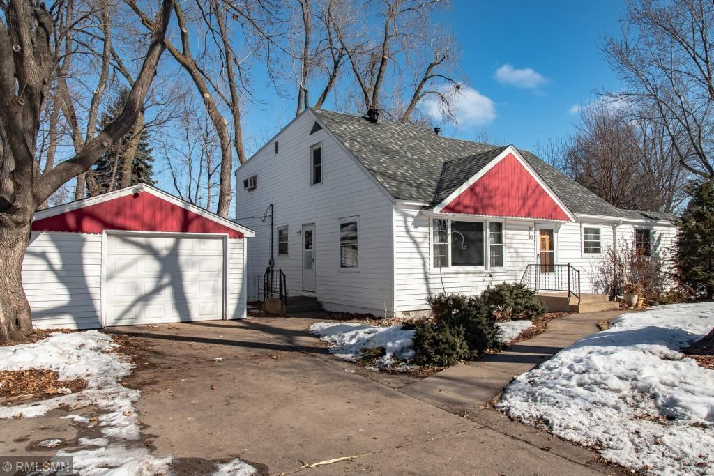 521 79th Avenue NE, Spring Lake Park, MN 55432 - #: 5495063