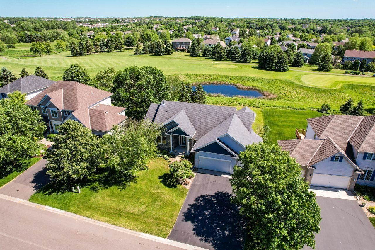 Photo of 2737 Eagle Valley Drive, Woodbury, MN 55129 (MLS # 5761063)