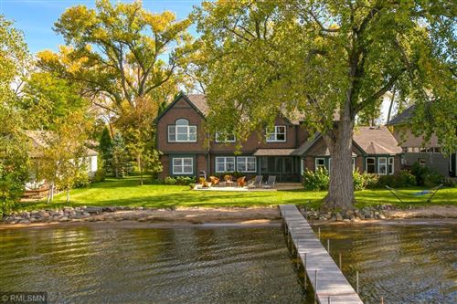 Photo of 190 Birch Bluff Road, Tonka Bay, MN 55331 (MLS # 5495068)