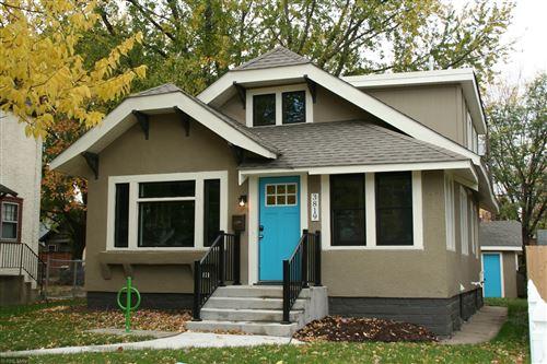 Photo of 3819 Thomas Avenue N, Minneapolis, MN 55412 (MLS # 5676071)