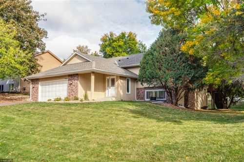Photo of 18644 Maple Leaf Drive, Eden Prairie, MN 55346 (MLS # 5667078)