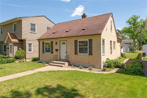 Photo of 3840 Orchard Avenue N, Robbinsdale, MN 55422 (MLS # 6005078)