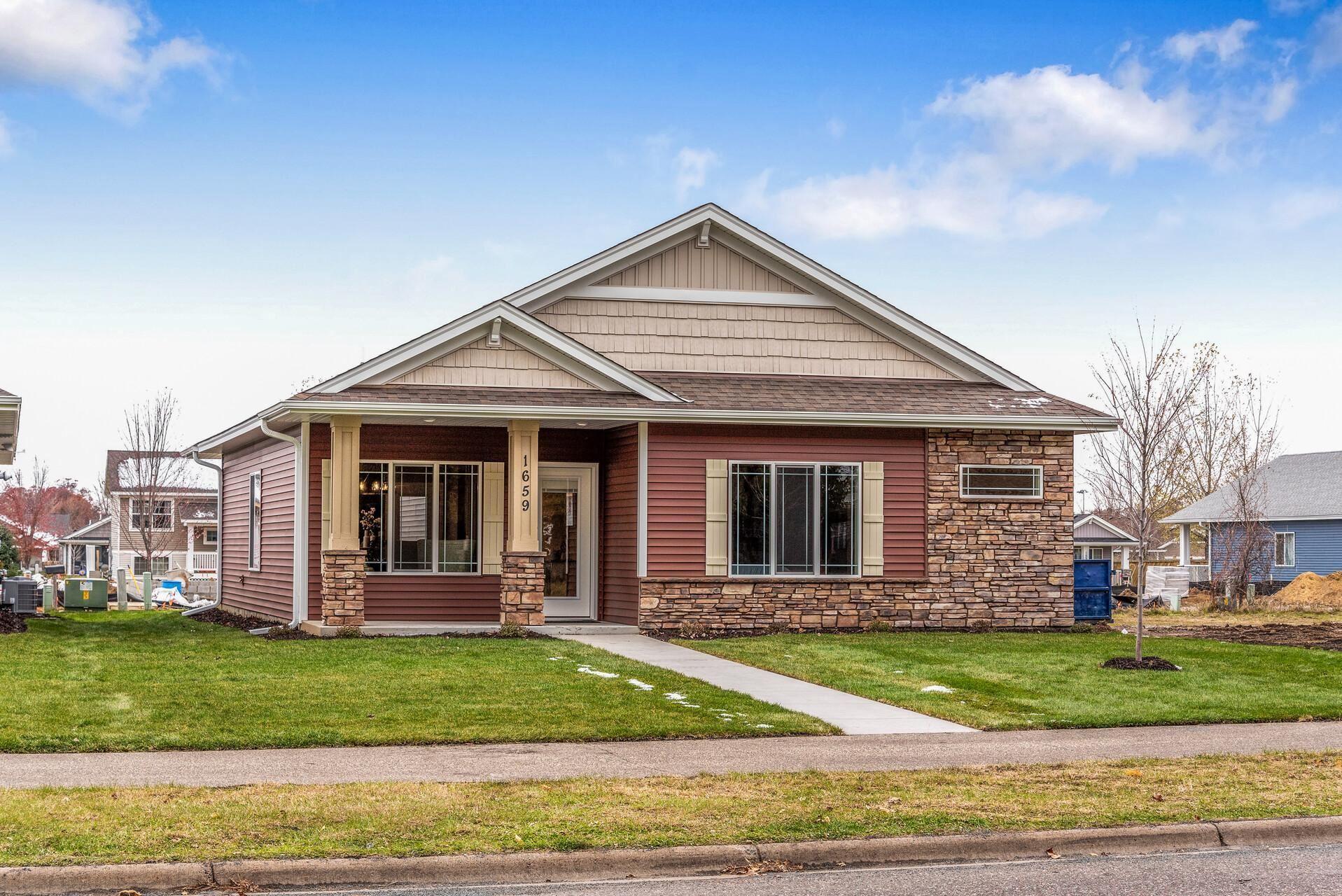 1659 Dellwood Street S, Cambridge, MN 55008 - MLS#: 5645079