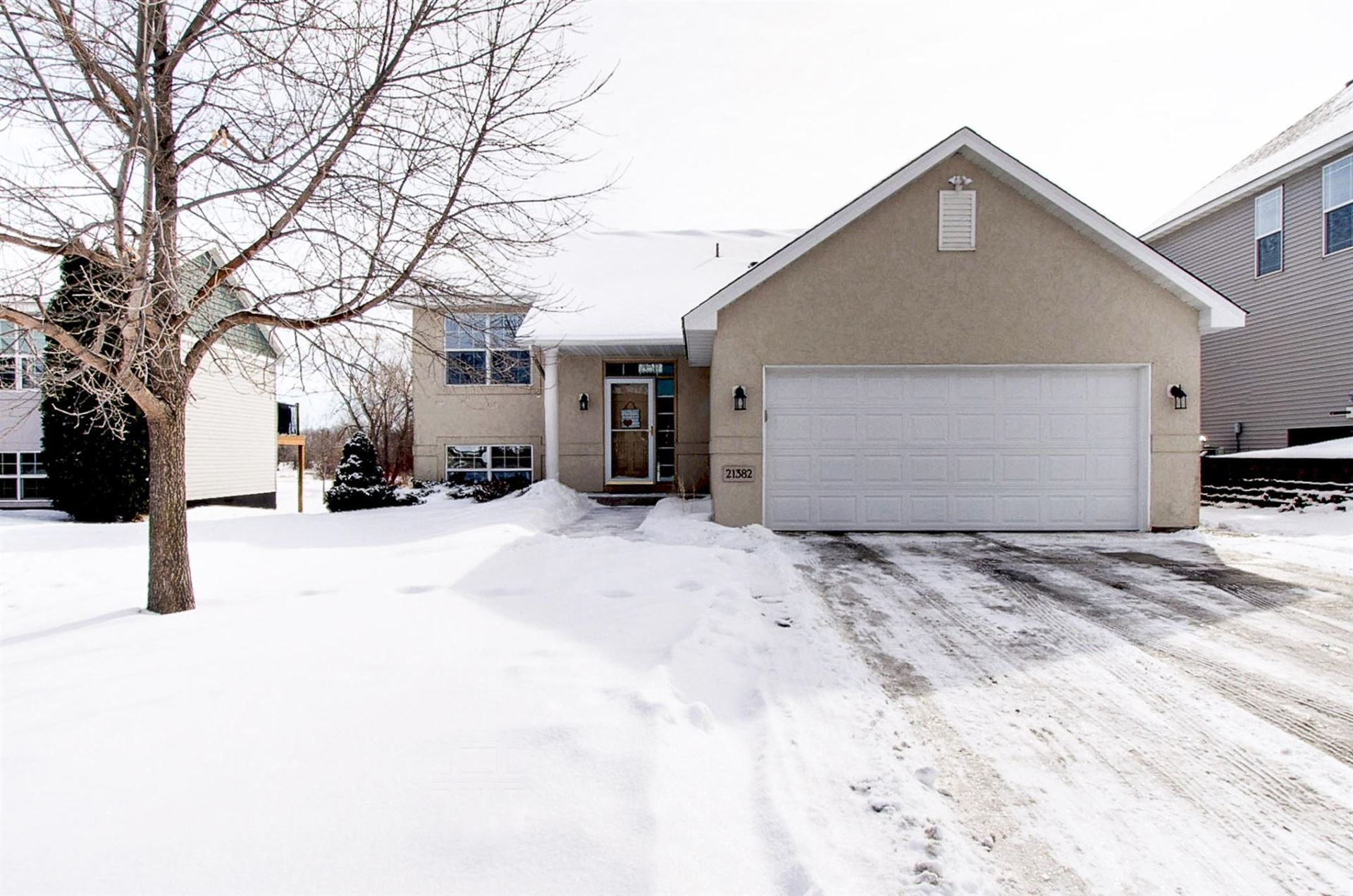 Photo of 21382 Hytrail Circle, Lakeville, MN 55044 (MLS # 5717081)