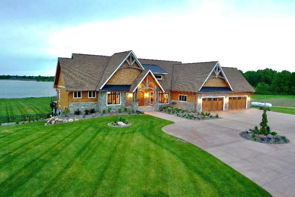 Photo of 6789 Old Viking Boulevard NW, Nowthen, MN 55303 (MLS # 6083085)