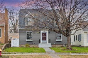 Photo of 1191 Van Buren Avenue, Saint Paul, MN 55104 (MLS # 5215088)