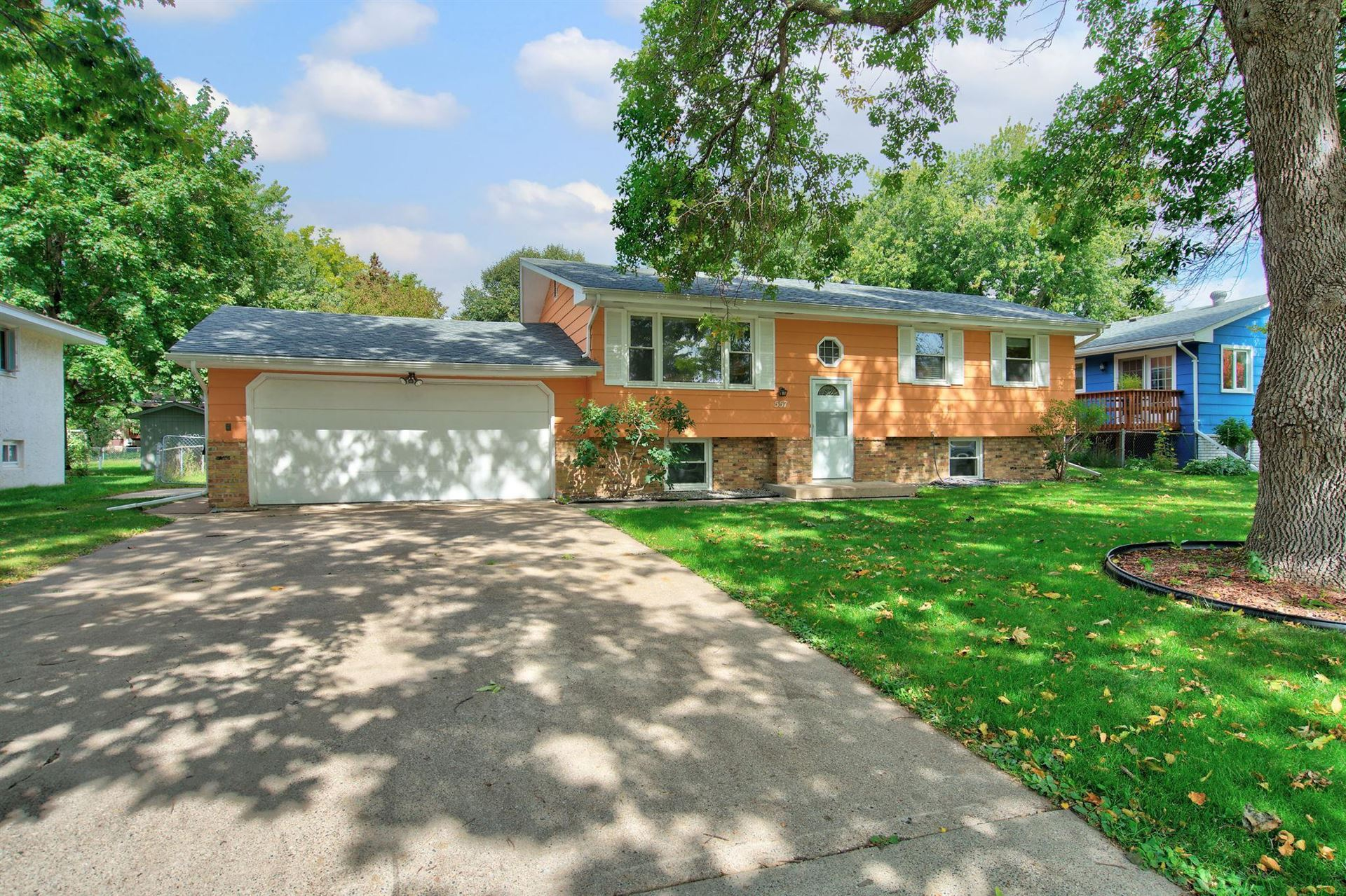 557 Westby Drive NE, Spring Lake Park, MN 55432 - MLS#: 5660093