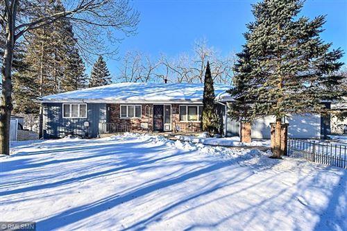Photo of 6434 Riverview Terrace NE, Fridley, MN 55432 (MLS # 5705113)