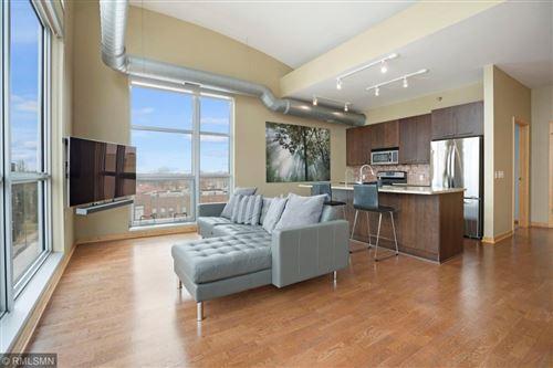 Photo of 1211 Lagoon Avenue #507, Minneapolis, MN 55408 (MLS # 5703114)