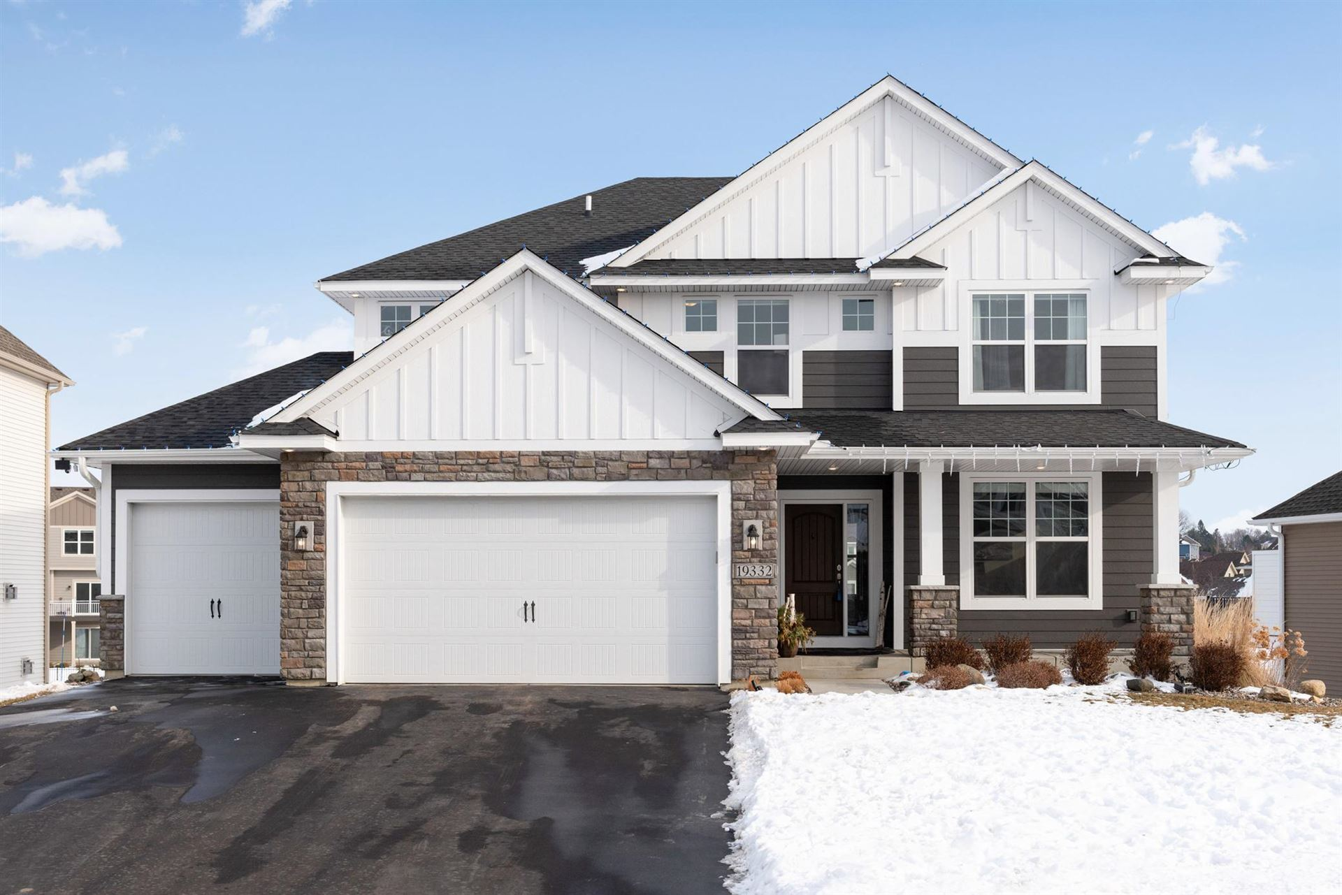 Photo of 19332 Icicle Avenue, Lakeville, MN 55044 (MLS # 5697117)