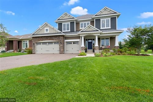 Photo of 11472 Sand Castle Drive, Woodbury, MN 55129 (MLS # 5283119)