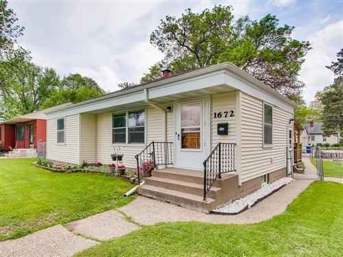 Photo of 1672 Nebraska Avenue E, Saint Paul, MN 55106 (MLS # 5570122)