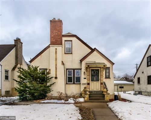 Photo of 1540 Arona Street, Saint Paul, MN 55108 (MLS # 5499128)