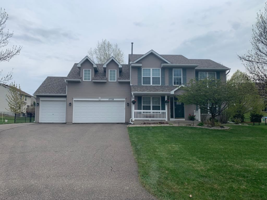 17720 Hollybrook Trail, Lakeville, MN 55044 - #: 5572131