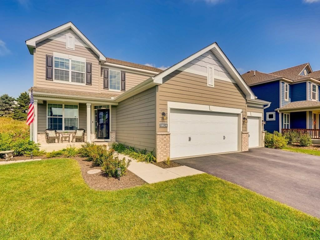 Photo of 18024 Gleaming Court, Lakeville, MN 55044 (MLS # 5699133)