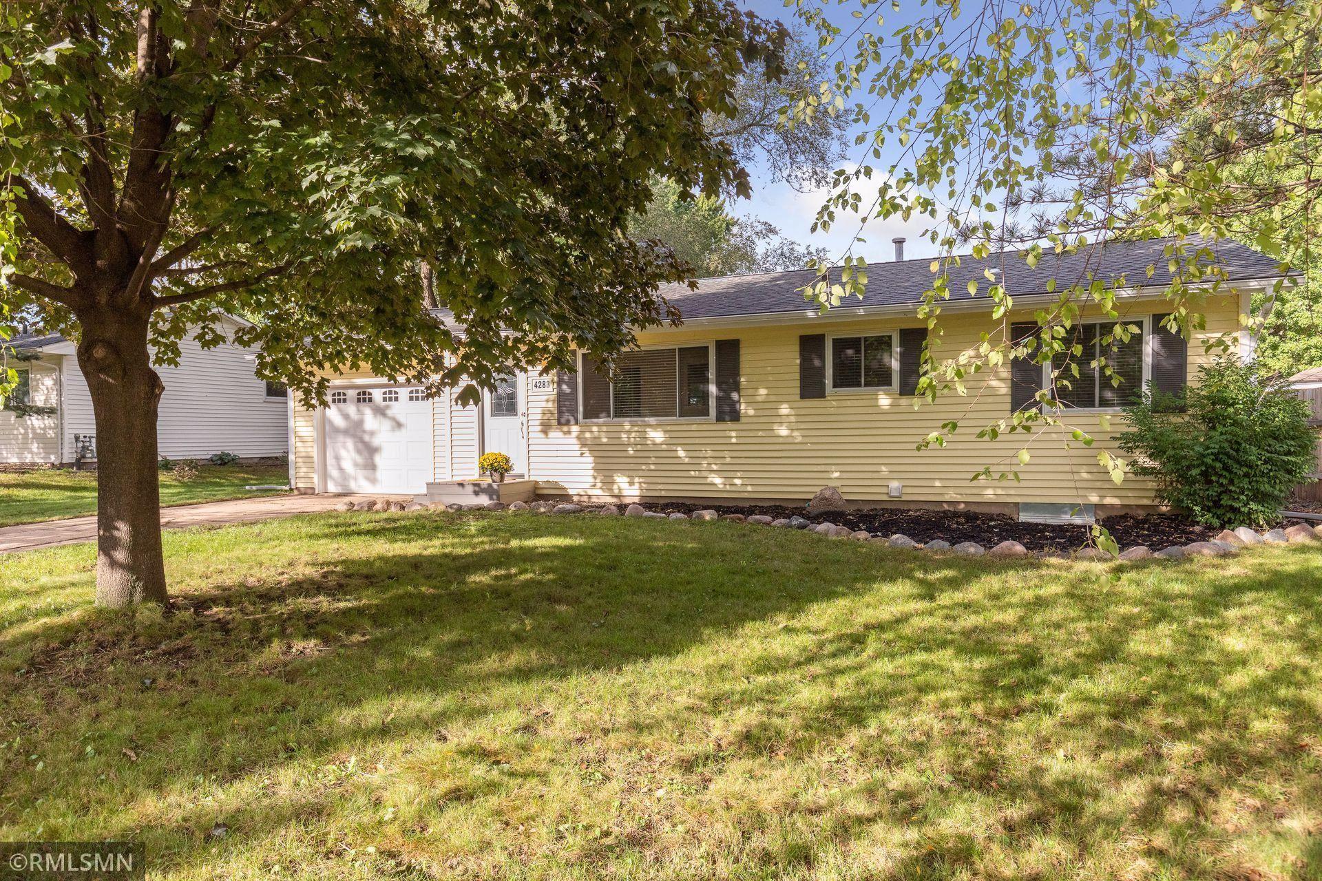 Photo of 4283 Sandstone Drive, Eagan, MN 55122 (MLS # 6104138)