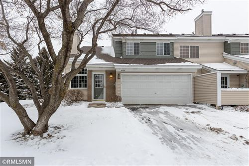 Photo of 4100 Beaver Dam Road #155, Eagan, MN 55122 (MLS # 5698141)