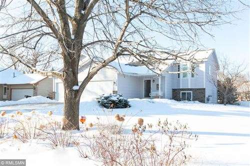 Photo of 3815 123rd Avenue NW, Coon Rapids, MN 55433 (MLS # 5430144)