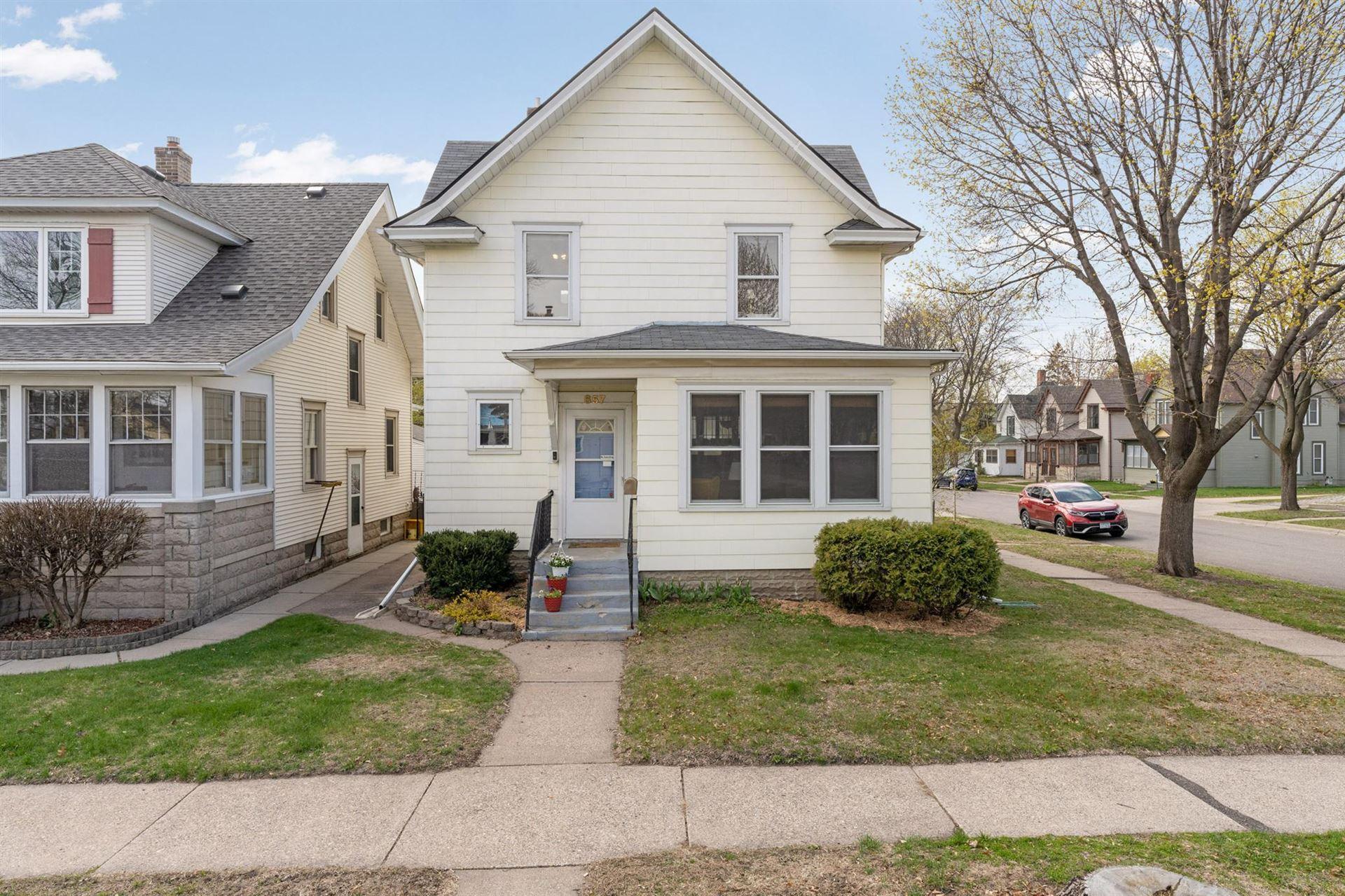 Photo of 657 Simpson Street, Saint Paul, MN 55104 (MLS # 5743150)