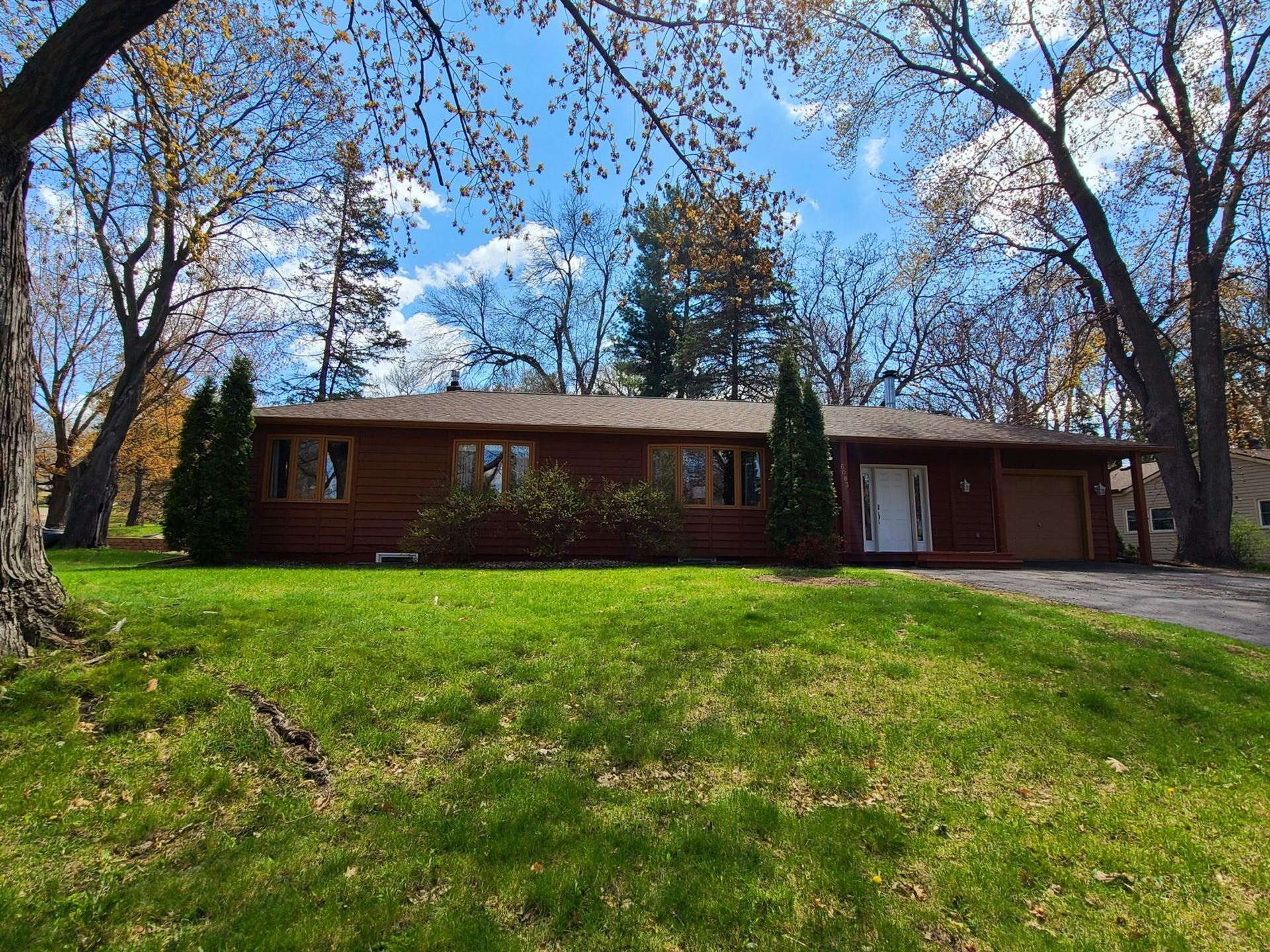 6083 Woody Lane NE, Fridley, MN 55432 - MLS#: 5752164