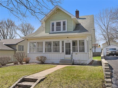 Photo of 4348 Madison Street NE, Columbia Heights, MN 55421 (MLS # 5550166)