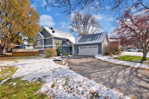 Photo of 9803 Larch Street NW, Coon Rapids, MN 55433 (MLS # 5668170)