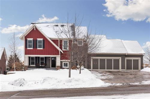 Photo of 11261 Halstead Trail, Woodbury, MN 55129 (MLS # 5433175)