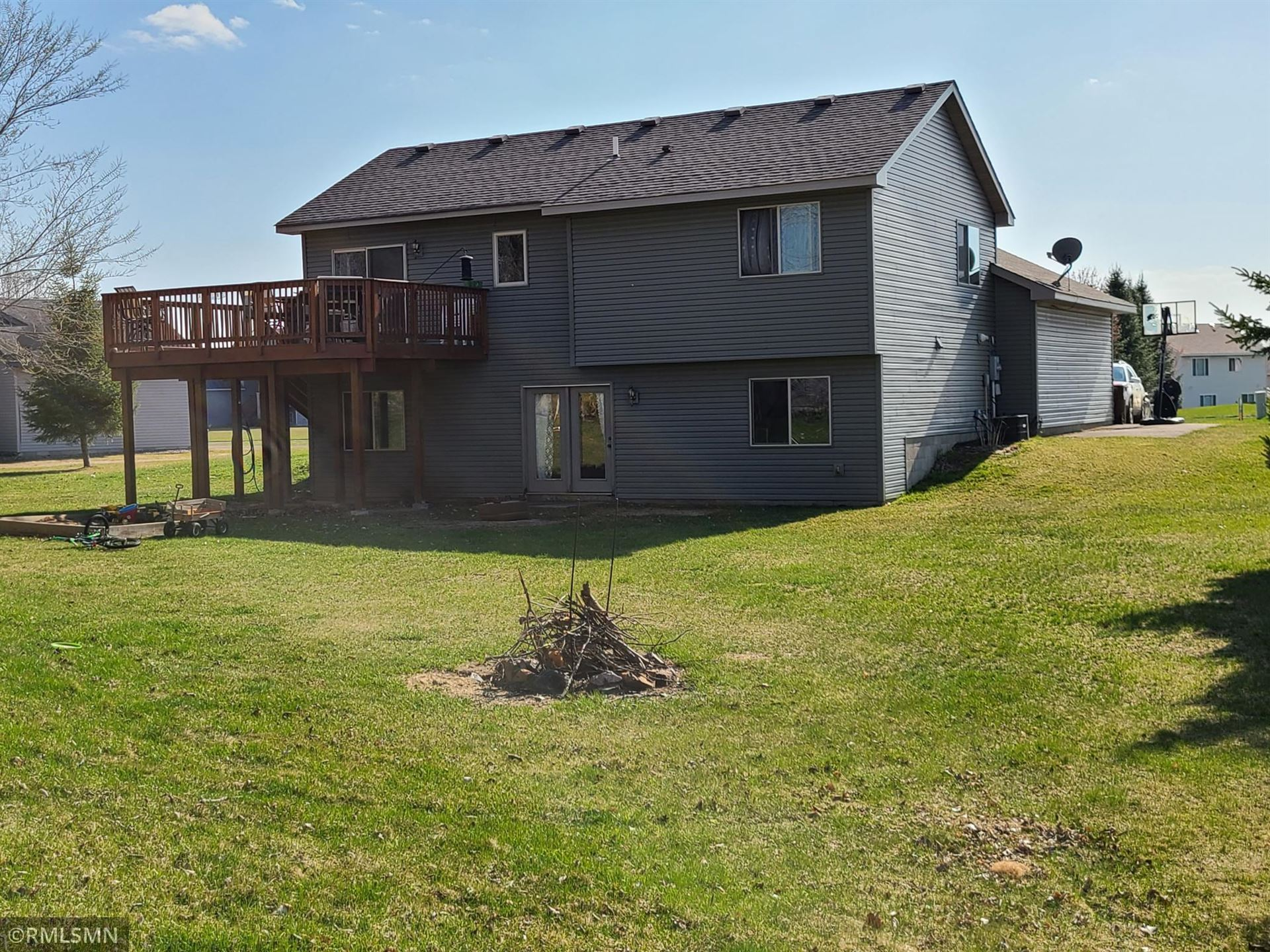 Photo of 1108 Pond View Drive, Braham, MN 55006 (MLS # 5743183)
