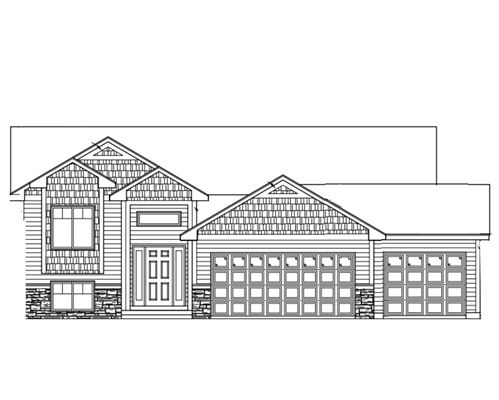 Photo of 6388 Sunset Hill Place NW, Rochester, MN 55901 (MLS # 5740190)