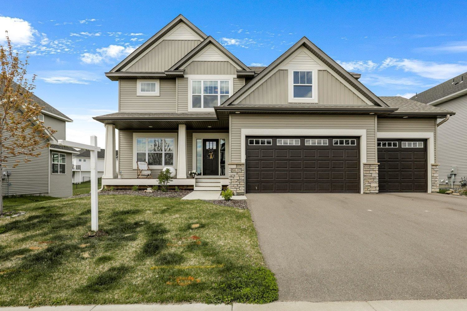 Photo of 5637 162nd Street W, Lakeville, MN 55044 (MLS # 5752199)