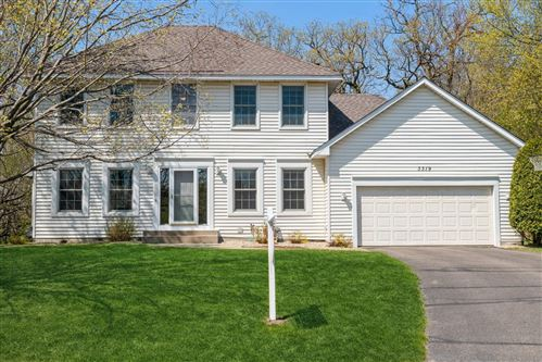 Photo of 3319 Rolling Hills Court, Eagan, MN 55121 (MLS # 5740202)