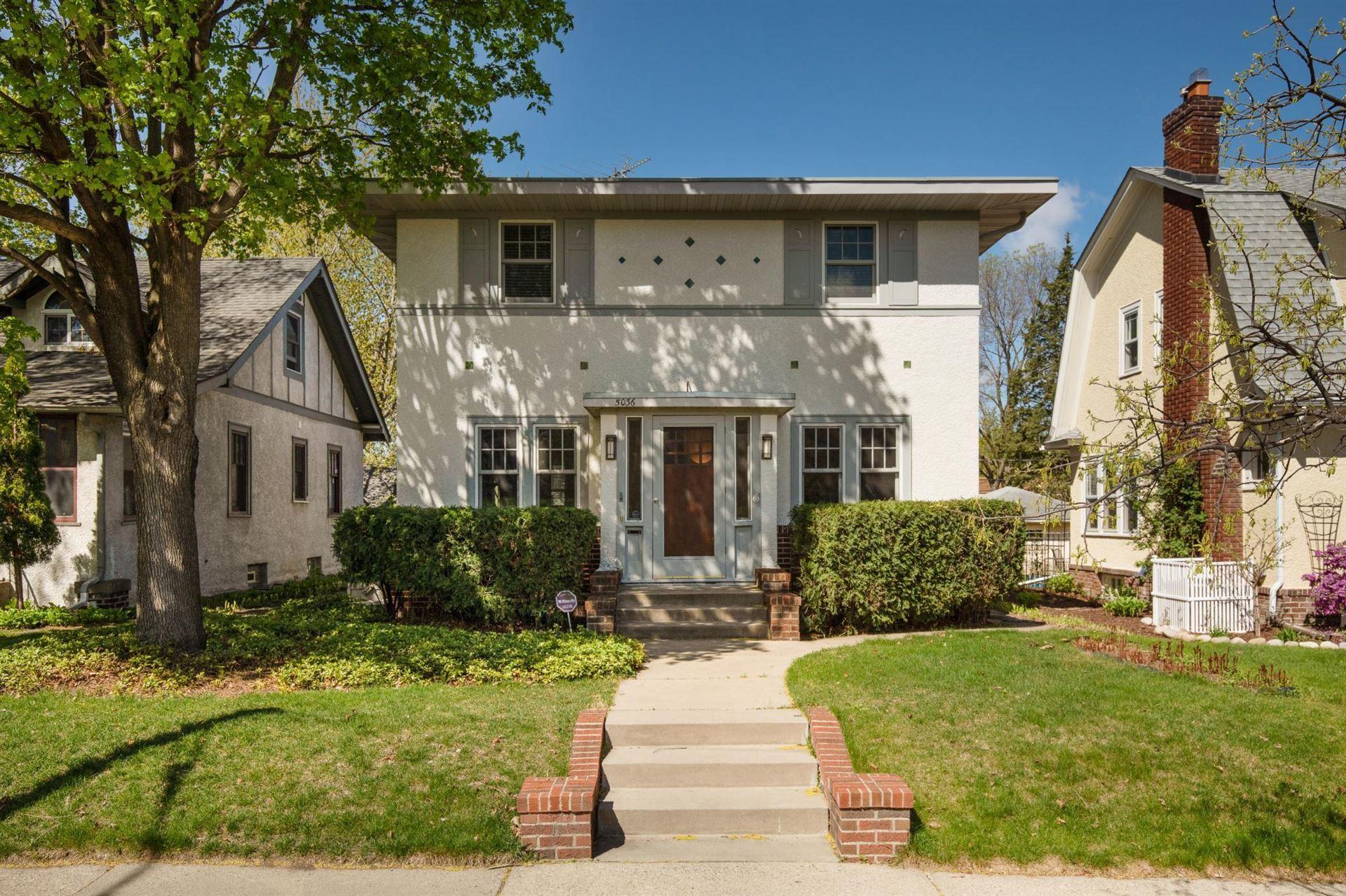 Photo of 5036 Oliver Avenue S, Minneapolis, MN 55419 (MLS # 5752206)