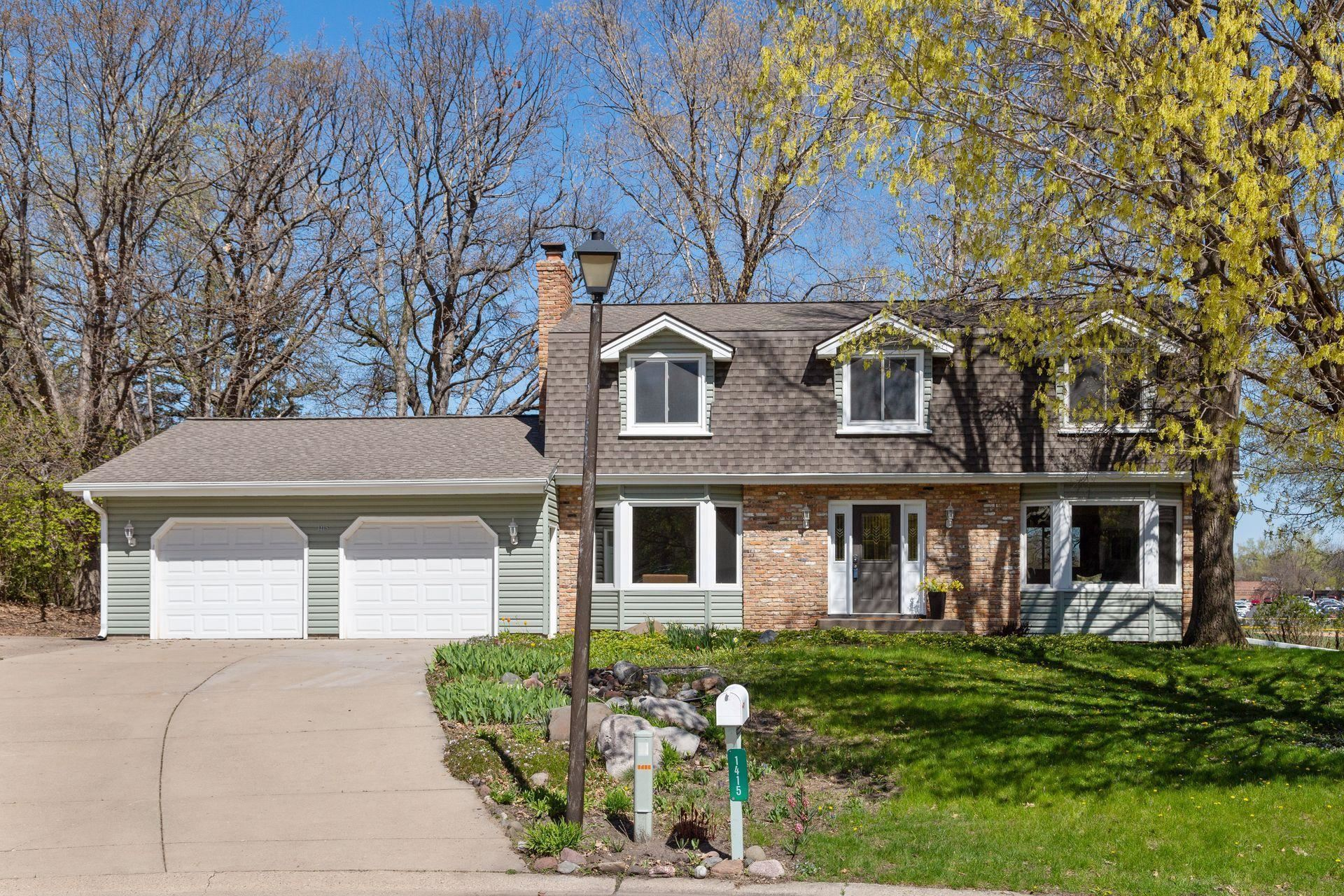 1415 N Danube Road, Fridley, MN 55432 - MLS#: 5747229
