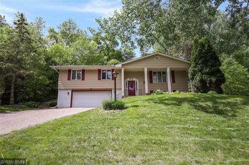 Photo of 3921 Bassett Creek Drive, Golden Valley, MN 55422 (MLS # 5501233)