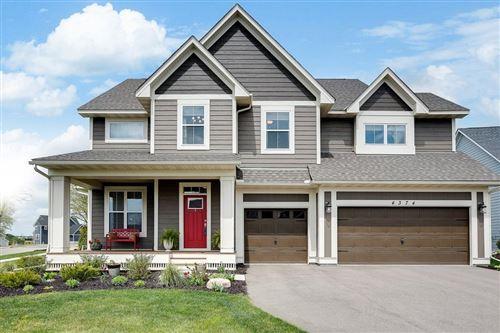 Photo of 4374 Millstone Court, Chaska, MN 55318 (MLS # 5615234)