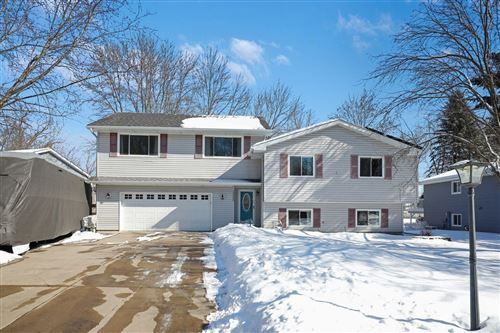 Photo of 12323 Evergreen Street NW, Coon Rapids, MN 55448 (MLS # 5718235)