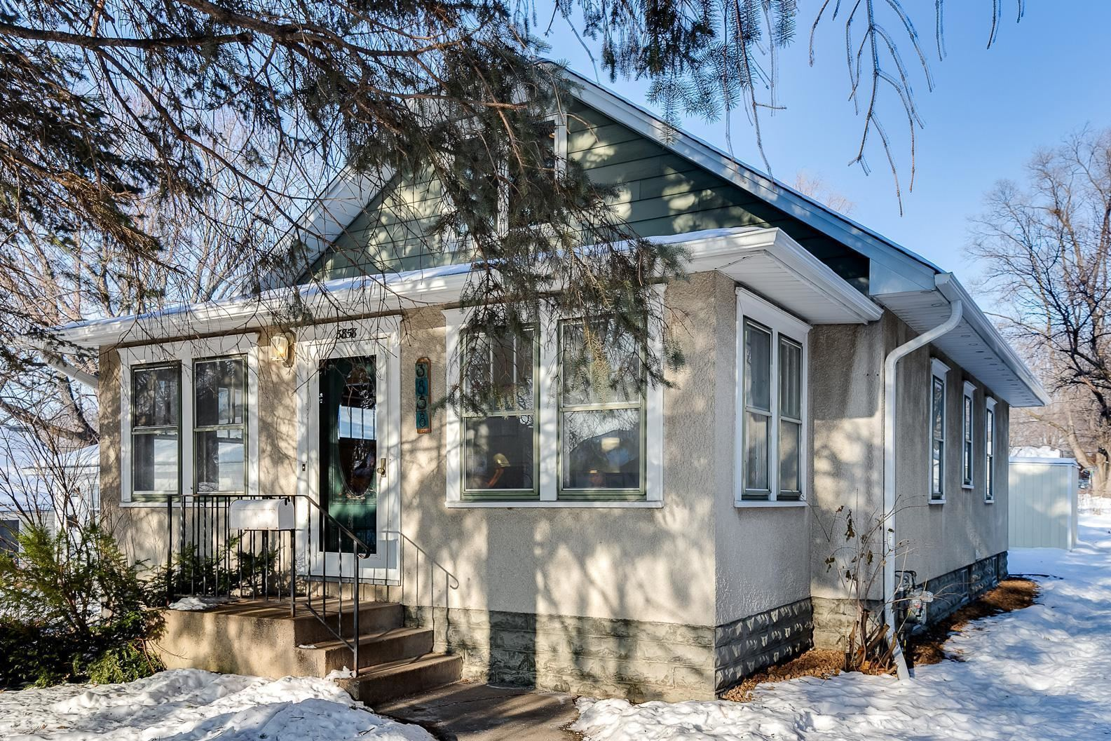 3858 Polk Street NE, Columbia Heights, MN 55421 - MLS#: 5695239