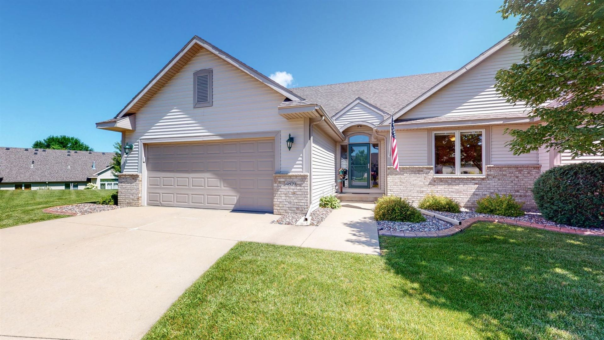 4809 Greenwood Lane NW, Rochester, MN 55901 - MLS#: 5636246