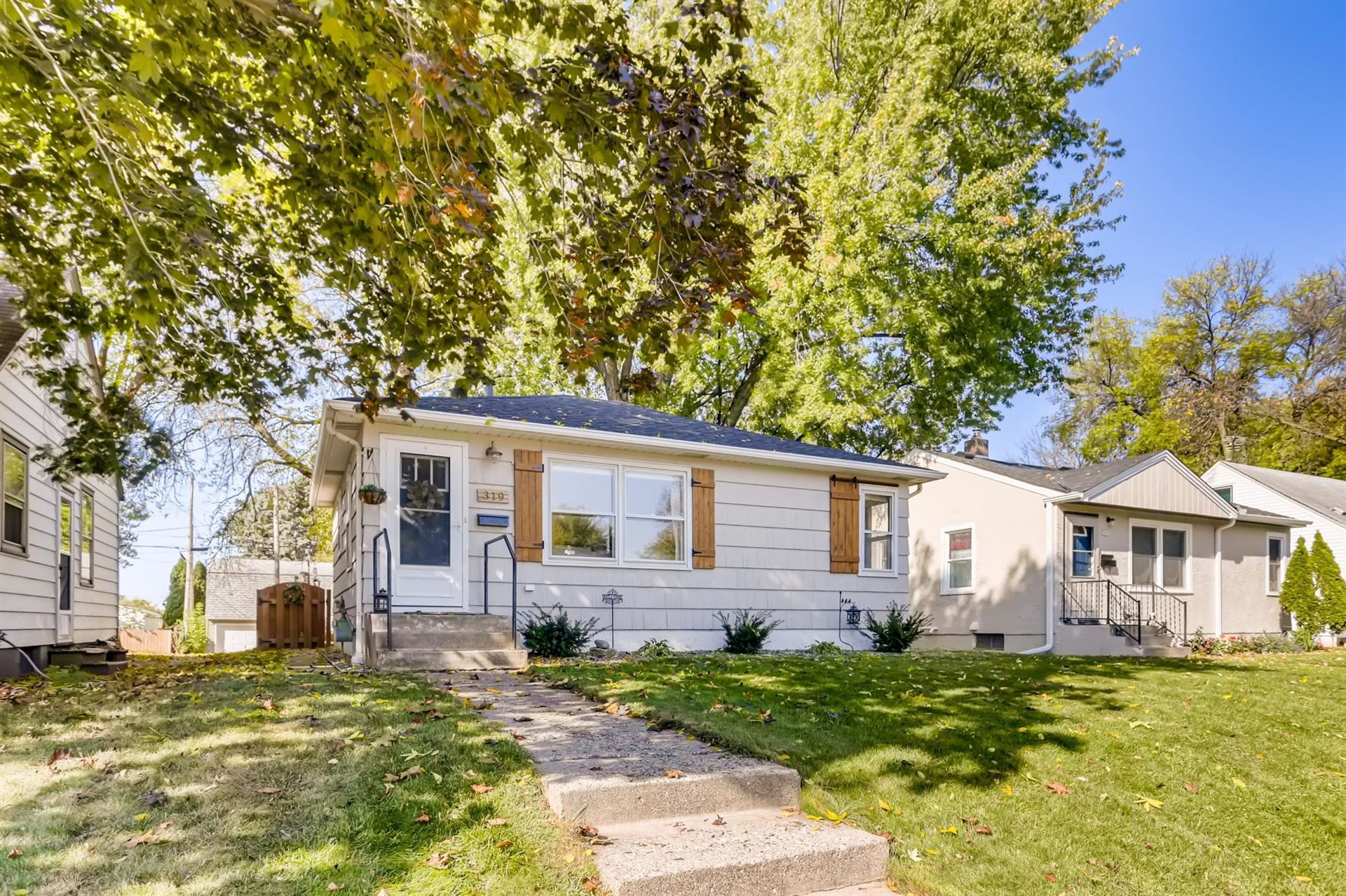 319 Hazelwood Street, Saint Paul, MN 55106 - MLS#: 5670254