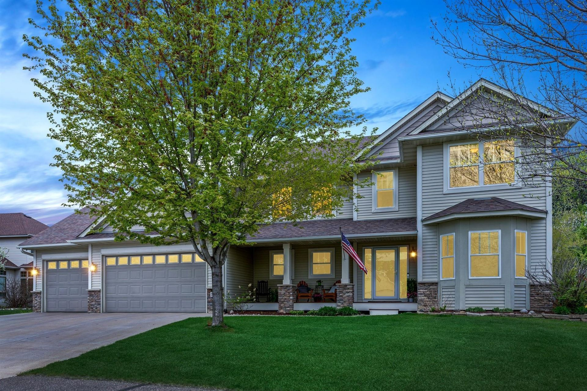 Photo of 5393 203rd Street W, Farmington, MN 55024 (MLS # 5748258)