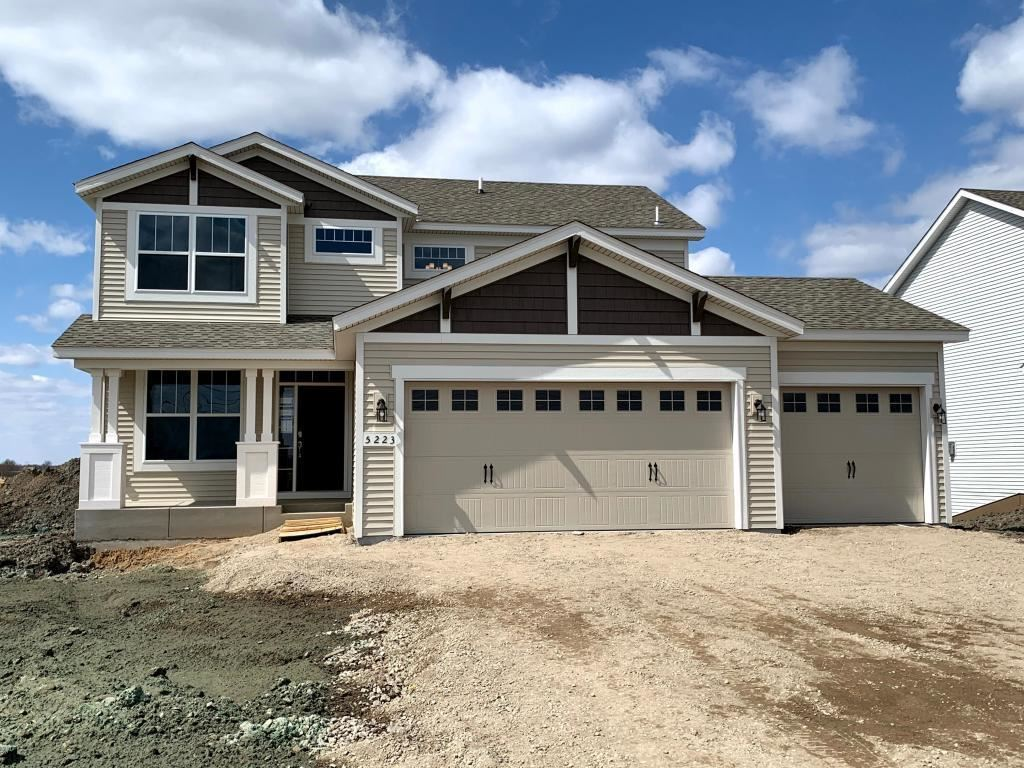 5223 Jansen Avenue NE, Saint Michael, MN 55376 - MLS#: 5432278
