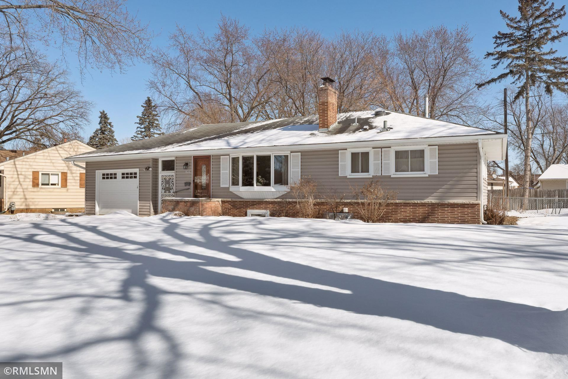 3616 Admiral Lane N, Brooklyn Center, MN 55429 - MLS#: 5719286