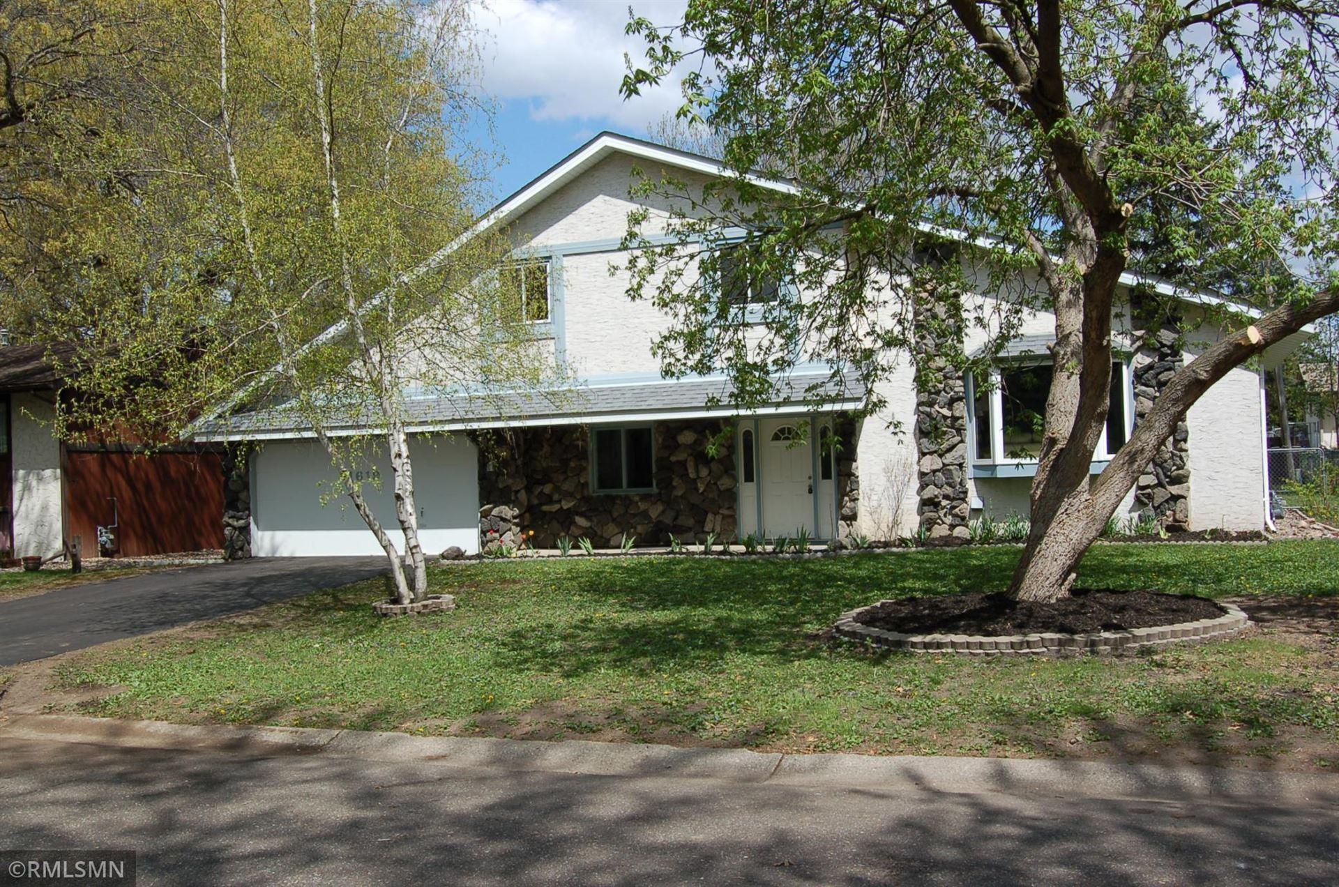 1619 Woodside Court NE, Fridley, MN 55432 - MLS#: 5753309