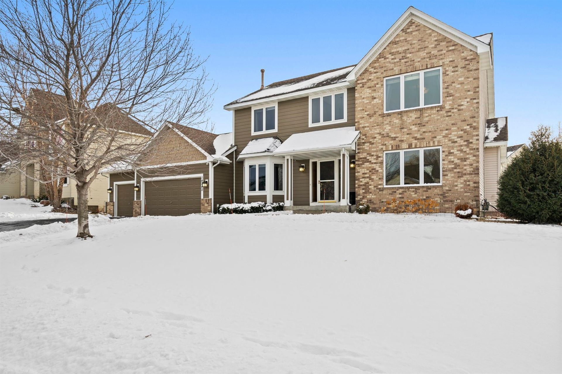 Photo of 14242 Fossil Lane, Apple Valley, MN 55124 (MLS # 5700313)
