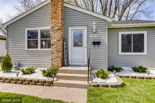 Photo of 5243 Hampshire Avenue N, Crystal, MN 55428 (MLS # 5719326)
